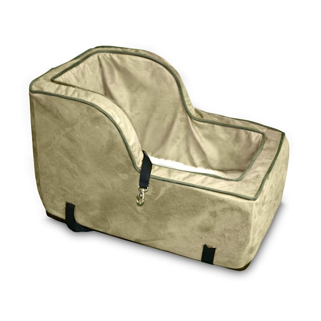 Snoozer Luxury High-Back Console in Camel - Carousel image #1
