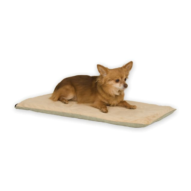 """K&H Thermo-Pet Mat in Sage, 28"""" L x 14"""" W - Carousel image #1"""