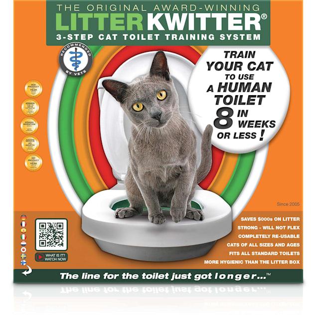 Litter Kwitter Toilet Training System - Carousel image #1