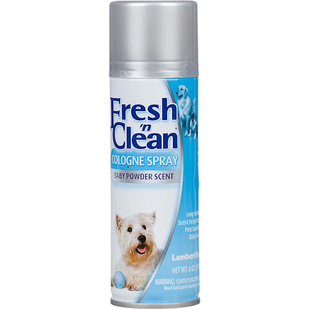 Lambert Kay Fresh 'n Clean Baby Powder Dog Spray - Carousel image #1