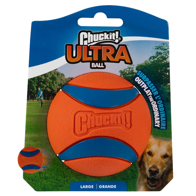 Chuckit! Ultra Ball, 1-Pack, Large. - Carousel image #1