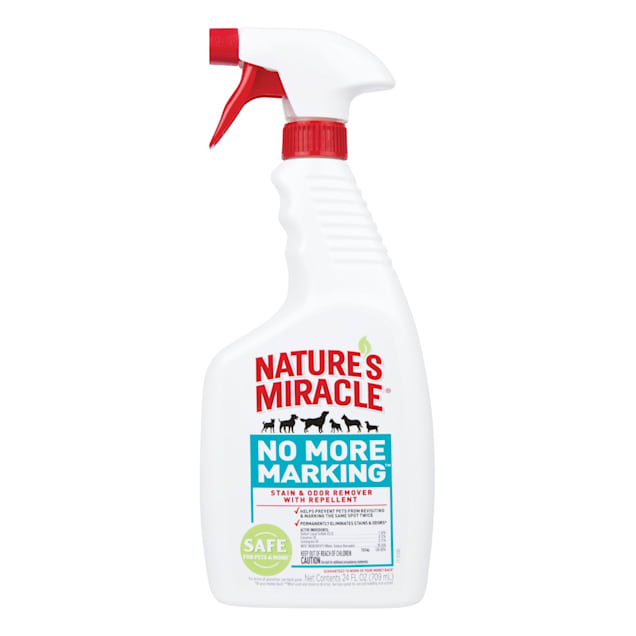 Nature's Miracle No More Marking Stain & Odor Remover, 24 oz. - Carousel image #1