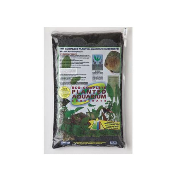 CaribSea Eco Complete Black Planted Aquarium Substrate - Carousel image #1