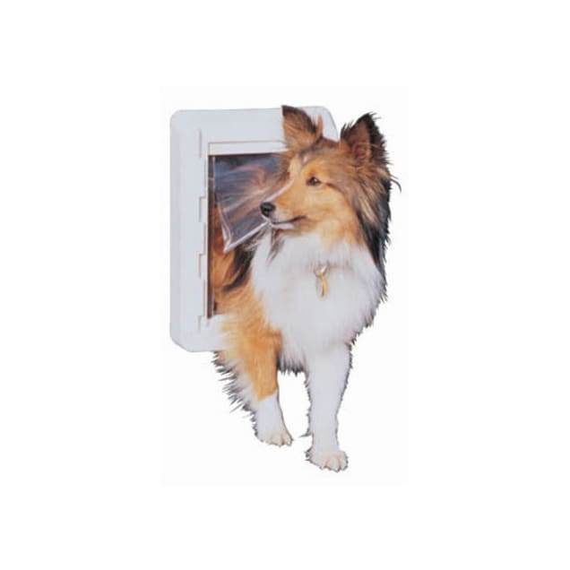 """Perfect Pet All Weather Series Insulated Pet Door, 5"""" x 9.25"""" - Carousel image #1"""