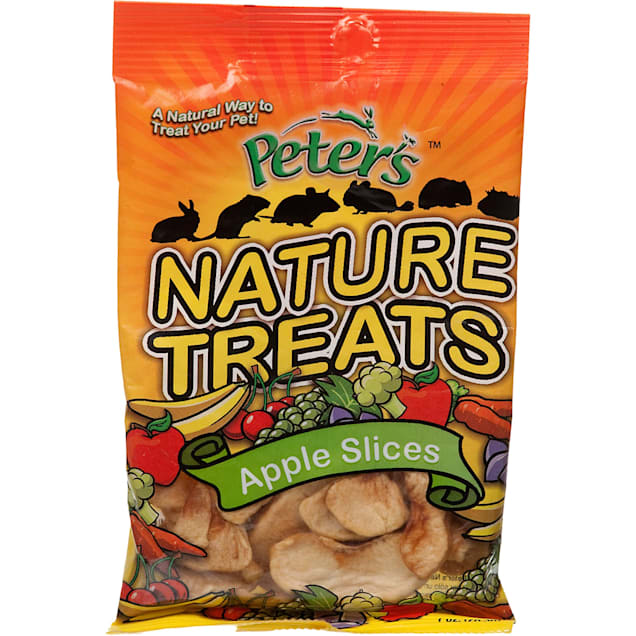 Peter's Apple Nature Treats for Small Animals - Carousel image #1