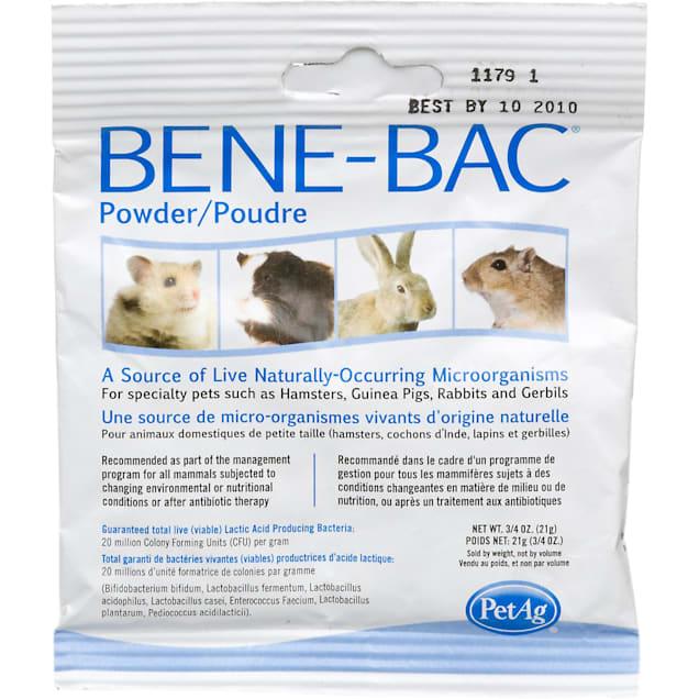 PetAg Bene-Bac Small Animal Powder - Carousel image #1