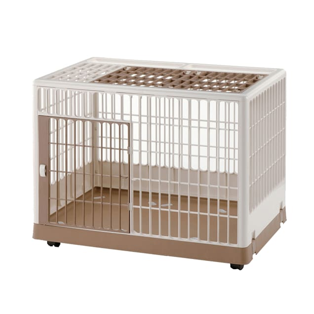 """Richell Pet Training Kennel, 33"""" L X 22"""" W X 25"""" H - Carousel image #1"""