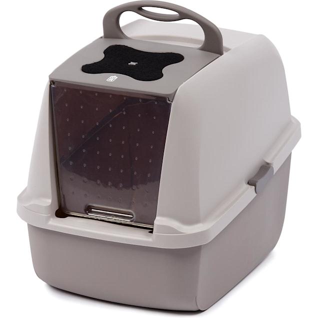 CatIt Hooded Litter Box, XLarge - Carousel image #1