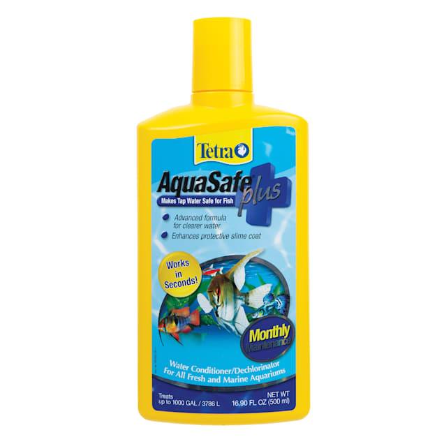 Tetra AquaSafe Water Conditioner, 16.9 fl oz. - Carousel image #1