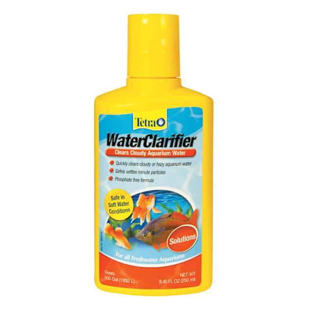 Tetra Water Clarifier Clears Cloudy Aquarium Water, 8.45 oz. - Carousel image #1