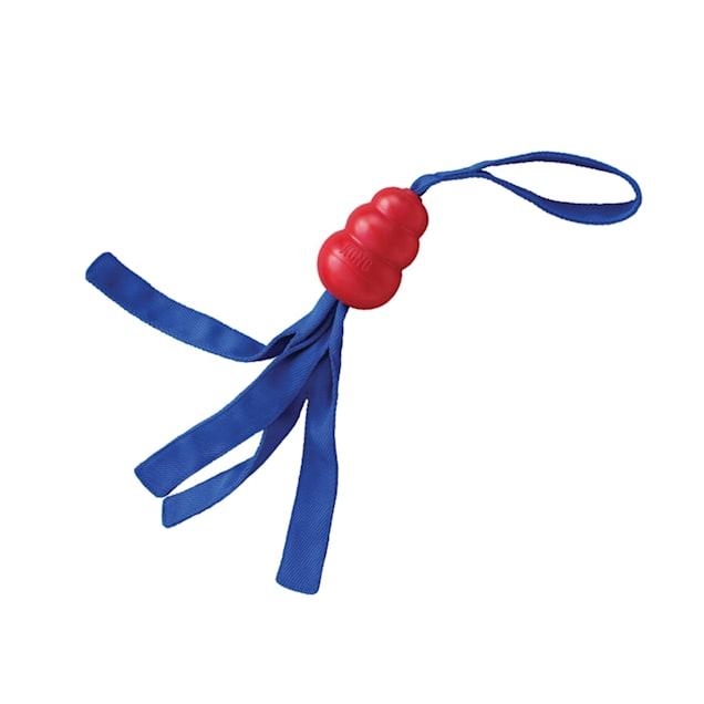 KONG Tails Dog Toy, Medium - Carousel image #1