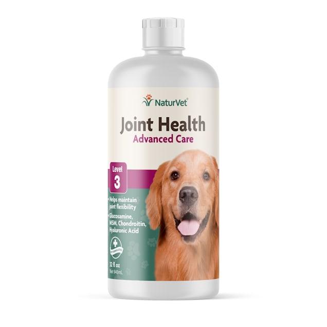 NaturVet Joint Health Supreme Level 3 Hip & Joint Dog Supplement - Carousel image #1
