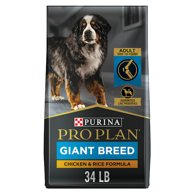 Purina Pro Plan Focus High Protein Giant Breed Formula Dry Dog Food, 34 lbs. - Carousel image #1