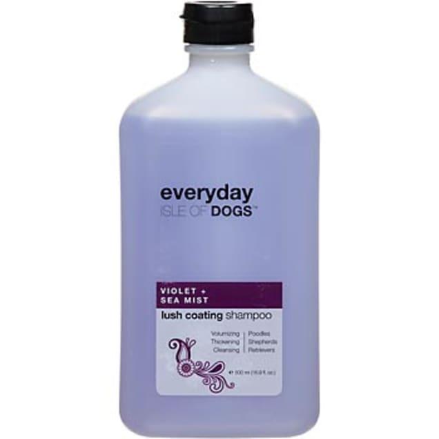 Isle of Dogs Everyday Violet & Sea Mist Lush Coating Shampoo for Dogs - Carousel image #1