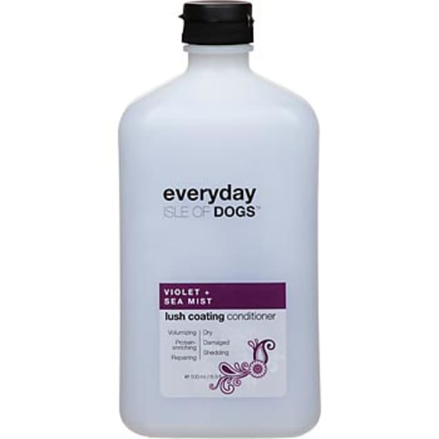 Isle of Dogs Everyday Violet & Sea Mist Lush Coating Conditioner for Dogs - Carousel image #1