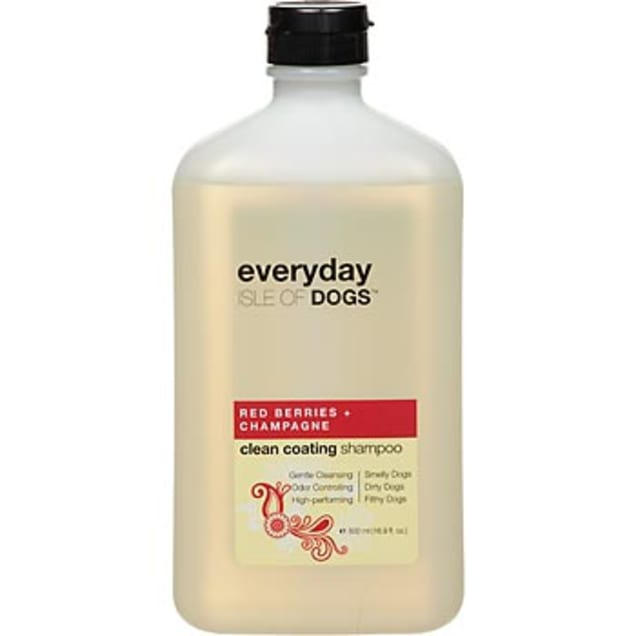 Isle of Dogs Everyday Red Berries & Champagne Clean Coating Shampoo for Dogs, 16 fl. oz. - Carousel image #1