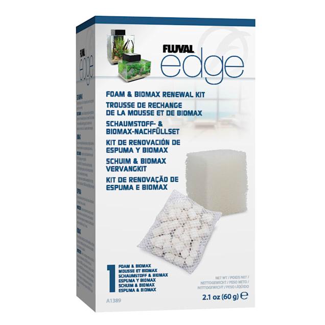 Fluval Edge Foam & Biomax Renewal Kit, Pack of 1 - Carousel image #1