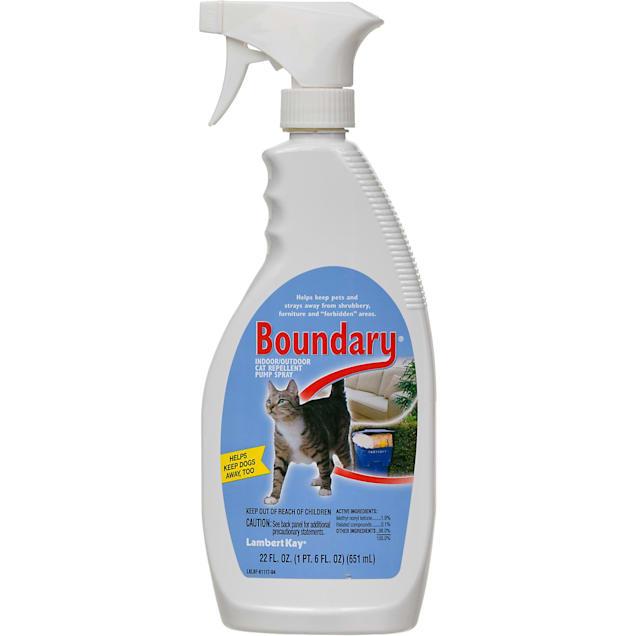 Lambert Kay Boundary Indoor/Outdoor Cat Repellent - Carousel image #1