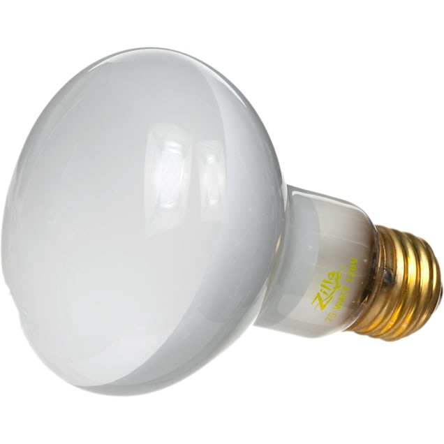 Zilla Day White Light Incandescent Spot Bulb, 75 Watts - Carousel image #1