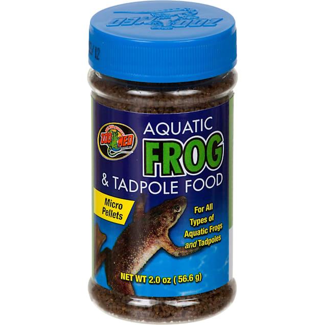Zoo Med Aquatic Frog & Tadpole Food - Carousel image #1