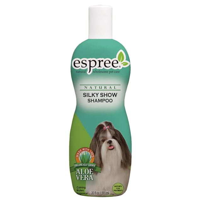 Espree Natural Silky Show Dog and Cat Shampoo - Carousel image #1