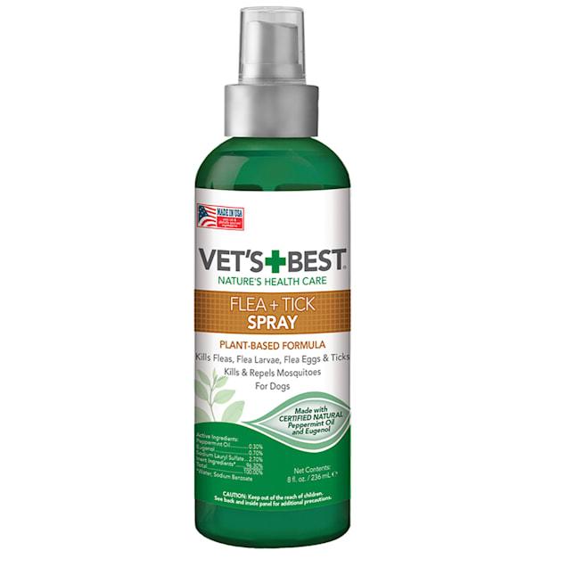 Vet's Best Flea & Tick Spray for Dogs, 8 oz. - Carousel image #1
