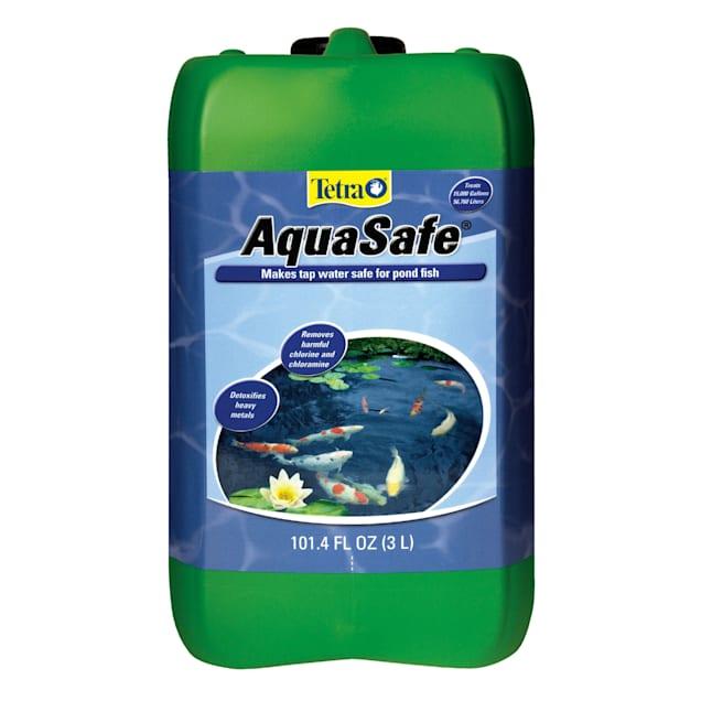 TetraPond AquaSafe Pond Water Conditioner, 101.4 oz. - Carousel image #1