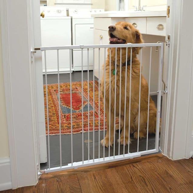 Cardinal Gates White Duragate Pet Gate - Carousel image #1