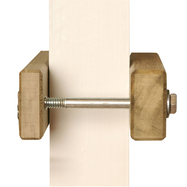 Cardinal Gates Square Clamp Attachment - Carousel image #1
