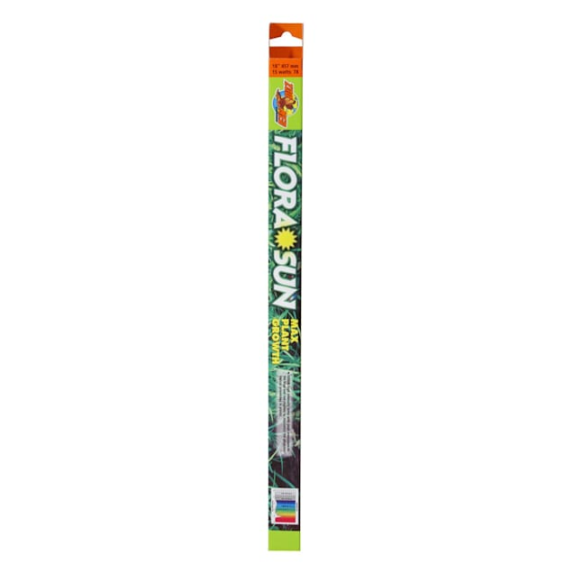 """Zoo Med T-8 Flora Sun Max Plant Growth Fluorescent Bulb, 18"""" - Carousel image #1"""
