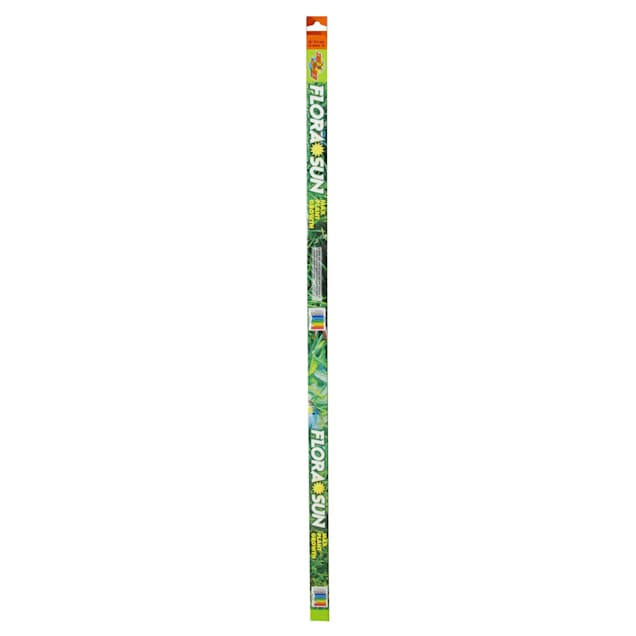 Zoo Med T-8 Flora Sun Max Plant Growth Fluorescent Bulb, 36inches - Carousel image #1