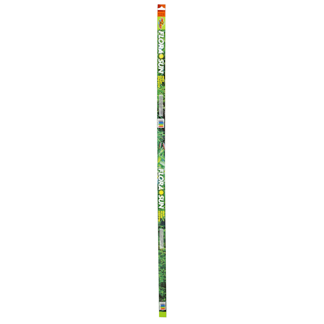 "Zoo Med T-8 Flora Sun Max Plant Growth Fluorescent Bulb, 48"" - Carousel image #1"