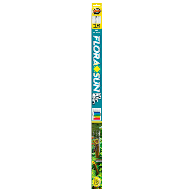 Zoo Med T-5 HO Flora Sun Max Plant Growth Fluorescent Bulb - Carousel image #1