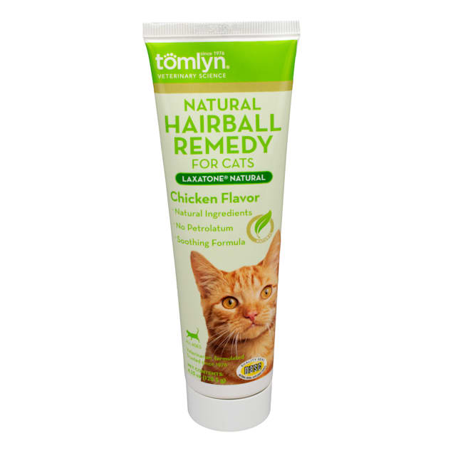 Tomlyn Natural Laxatone Cat Hairball Eliminator - Carousel image #1