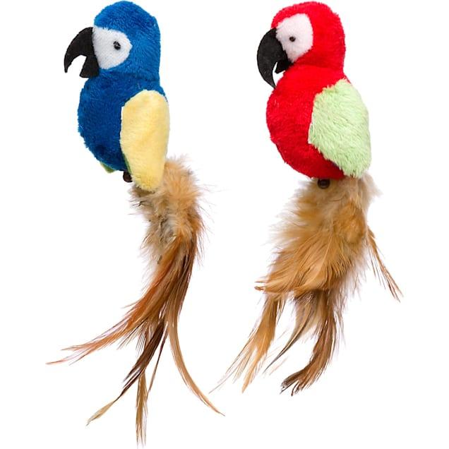 Petlinks System Parrot Tweet Cat Toy - Carousel image #1