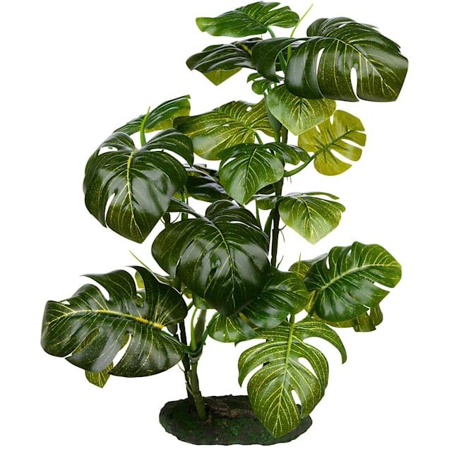 Imagitarium Stand Araceae Plant Terrarium Decor, Large - Carousel image #1