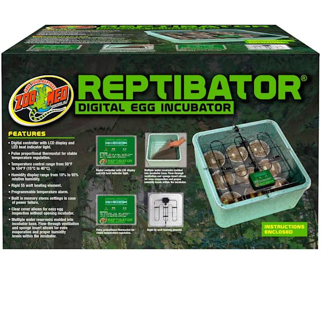 Zoo Med ReptiBator Digital Reptile Egg Incubator - Carousel image #1