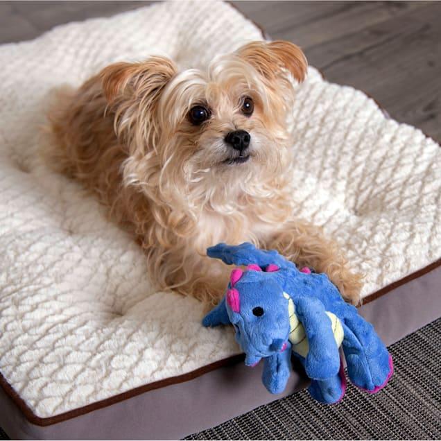 goDog Plush Dragon Dog Toy - Carousel image #1
