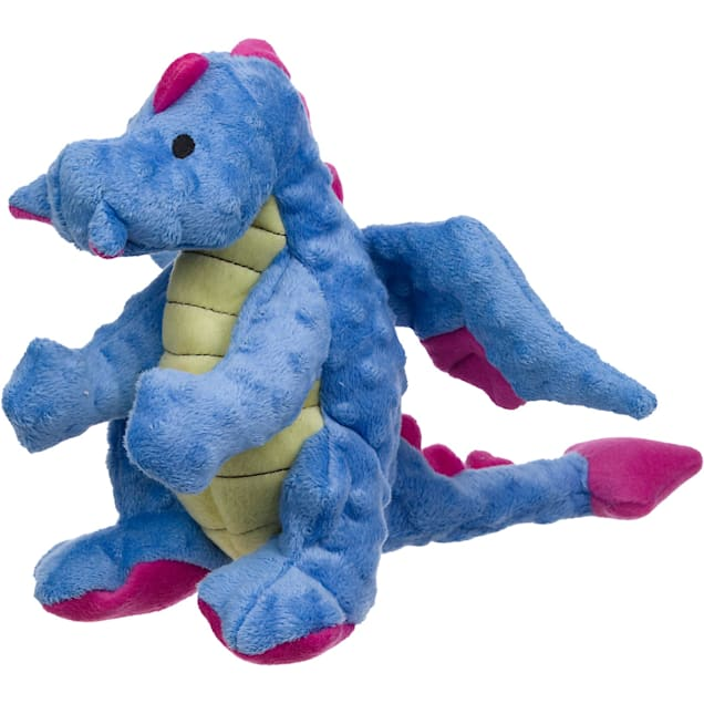 goDog Plush Dragon Dog Toy - Carousel image #1