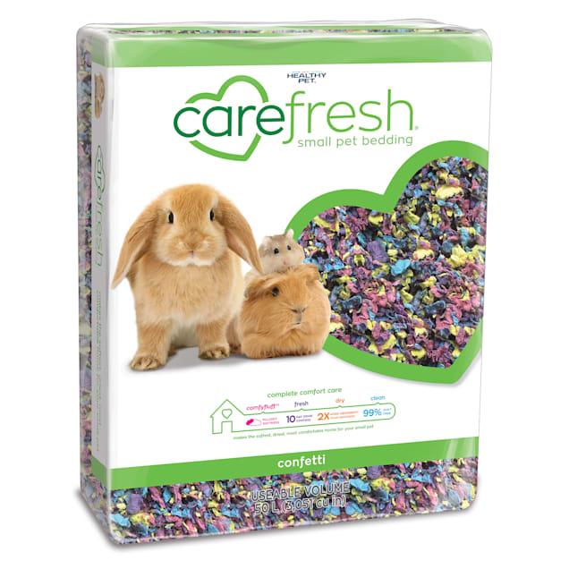 Carefresh Confetti Small Pet Bedding, 50 Liter - Carousel image #1