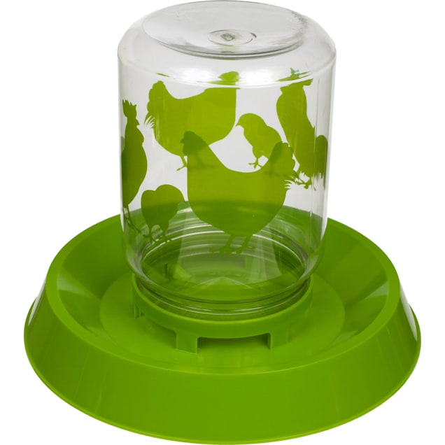Lixit Chicken Feeder or Waterer - Carousel image #1