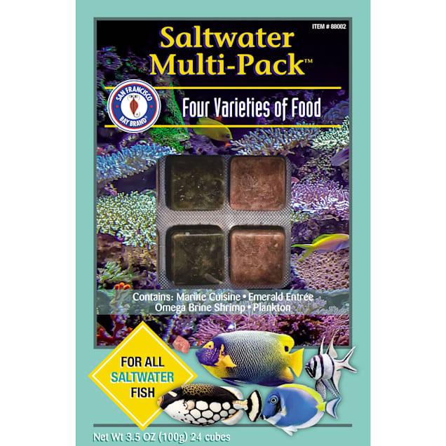 San Francisco Bay Brand Frozen Saltwater Multipacks, 3.5 oz. - Carousel image #1