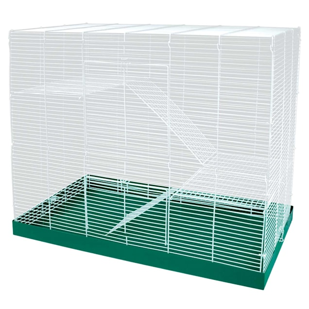 WARE Chew Proof Three Level Small Animal Critter Cage - Carousel image #1