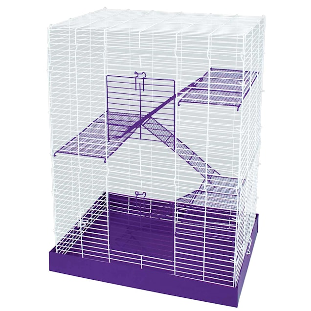 WARE Chew Proof Four Story Hamster Cage - Carousel image #1