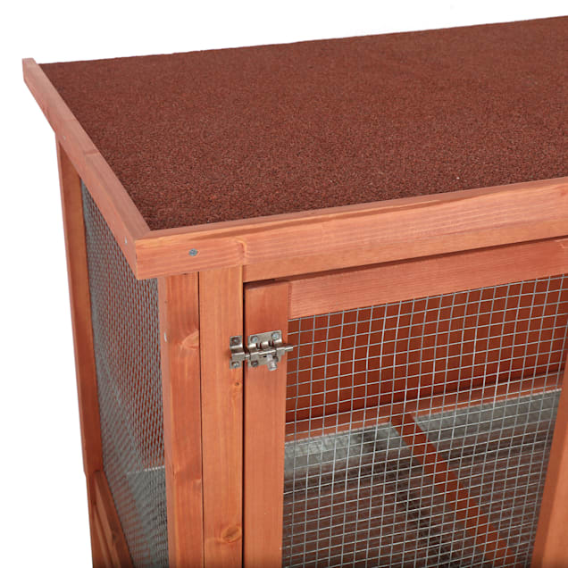 WARE HD Large Rabbit Hutch - Carousel image #1