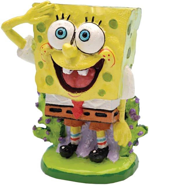 Penn Plax SpongeBob Squarepants Aquatic Ornament - Carousel image #1