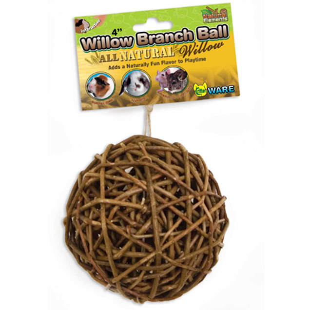 WARE Willow Branch Ball Chew Toy - Carousel image #1
