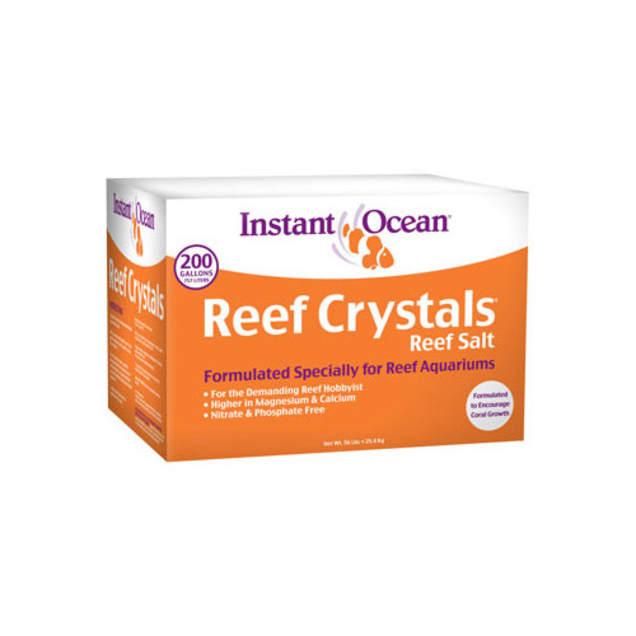 Instant Ocean Reef Crystals Reef Salt, 56 lbs. - Carousel image #1