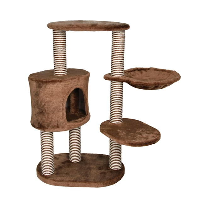 "Trixie DreamWorld Moriles Cat Tree, 38.75"" H - Carousel image #1"