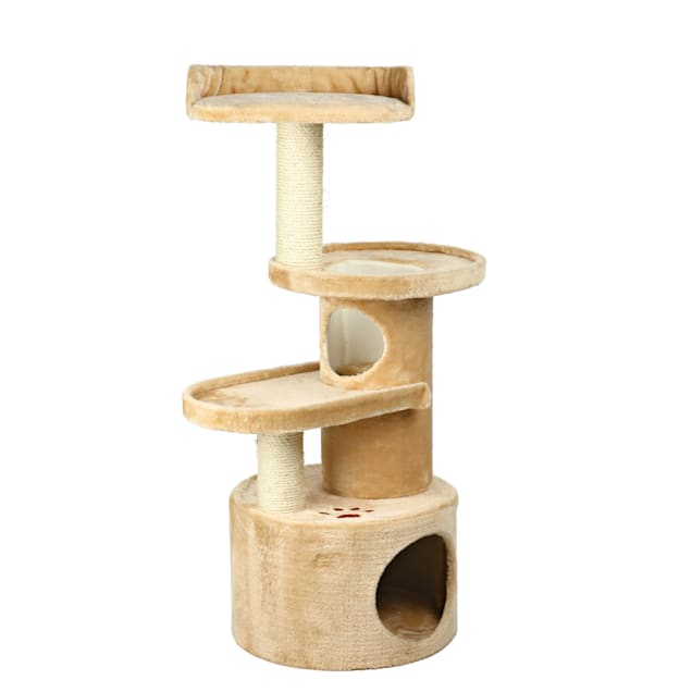 """Trixie Oviedo Scratching Post for Cats, 17.5"""" L X 17.5"""" W X 41.25"""" H - Carousel image #1"""